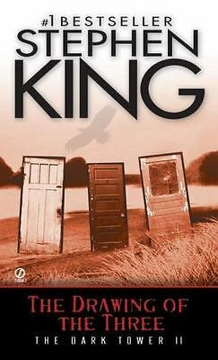 Dark Tower: The Drawing of the Three Bk. 2 by Stephen King (1990, Paperback)