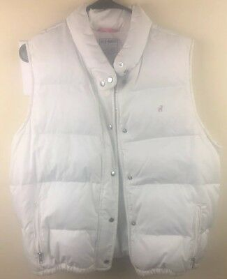 Women's Old Navy Puffy Vest Size XL Winter Cold