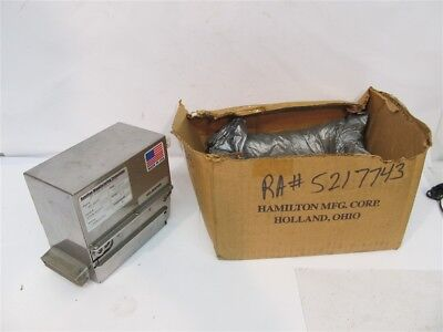 Hamilton Manufacturing Corporation, 99-0000, Bill Validator (USED)