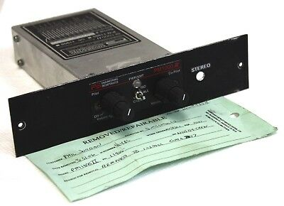 PS Engineering PM 1000 II Panel Mounted Intercom PN 11905 from Cessna R182