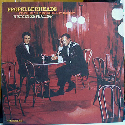 "Propellerheads Feat. Miss Shirley Bassey ""history Repeating"" Ep!uk97 - Ex/ex"