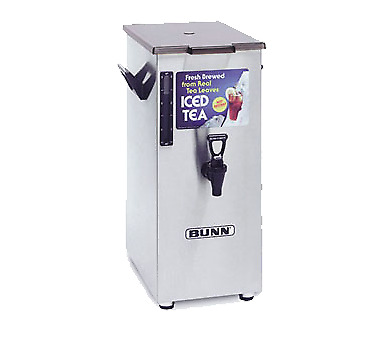 Bunn Square Style Iced Tea Coffee Dispensers -TD4T-0004