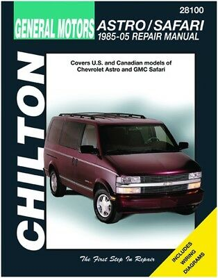 2002 chevy astro repair manual simple instruction guide books u2022 rh firstservicemanual today 1993 Chevy Astro Van 2003 Chevy Astro Van