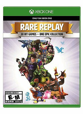 Rare Replay Xbox One [Brand New]