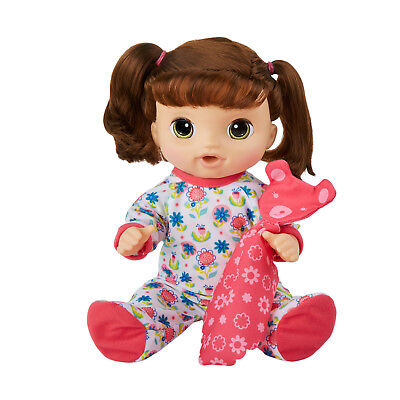 Baby Alive Sweet Tears Brunette Doll 35 Phrases English
