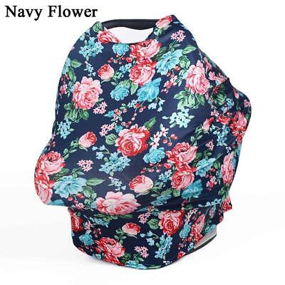 Nursing Scarf Cover Up Apron for Breastfeeding & Baby Car Seat Canopy MaternityV