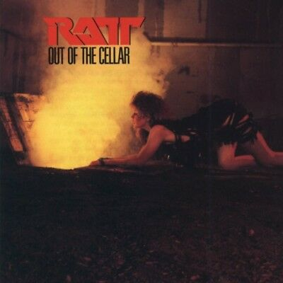 Ratt - Out Of The Cellar [New CD]