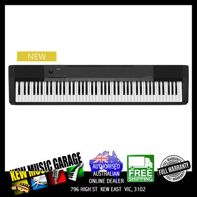Casio Cdp135Bk 88 Note Hammer Action Digital Piano