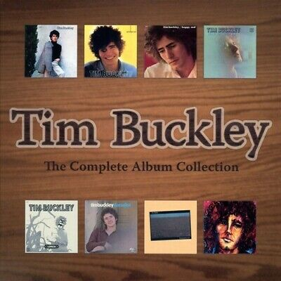 Tim Buckley - The Complete Albums Collection Tim Buckley [New CD] UK - Import