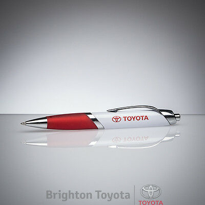 New Official Toyota Merchandise Toyota Basic PEN  Part TMTOY011TBP
