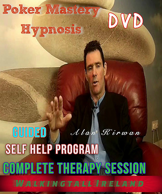 Poker Mastery Hypnosis  Complete Hypnosis Session DVD