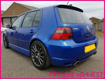 VW GOLF IV mk4 R32 ROOF/REAR SPOILER (1997-2003)