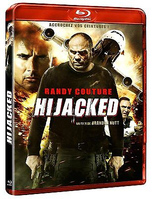 Hijacked BLU RAY NEUF SOUS BLISTER Randy COUTURE (Expendables 1 et 2)