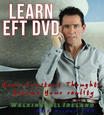 Learn EFT DVD - Emotional Freedom Technique Self Help Training Program