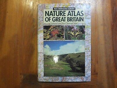 Nature Atlas Of Great Britain , Ireland And The Channel Isles