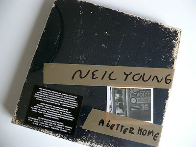 Neil Young - A Letter Home (Vinyl BoxSet) (+DVD+CD), OVP