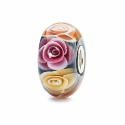 Trollbeads original Authentic LIMITED EDITION BELLA IN ROSA TGLBE-30019