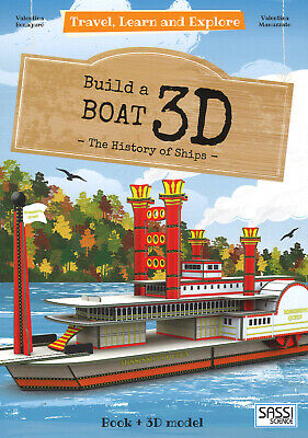 3D boat. The history of ships. Travel, learn and explore.... - Bonaguro Valen...