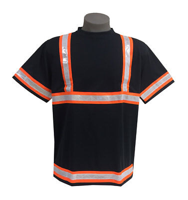 Incentex Safety Gear Men's Mesh Reflective T-Shirt