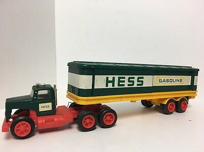 Vintage 1976 Hess Fuel Oils Toy Truck Collectible
