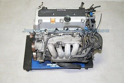 JDM Honda Element 2.4L 4CYL DOHC Vtec K24A Complete Engine ONLY 2003-2011