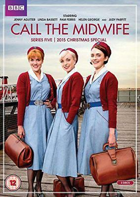 Call the Midwife - Series 5 + 2015 Christmas Special [DVD] [2016], DVD | 5051561