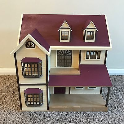 Sylvanian Families Replacement Spares Starter House | Red Oakwood Manor