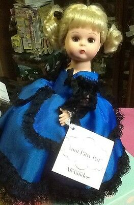 """Madame Alexander Doll  """" Aunt Pitty Pat """" New In Box 8"""""""
