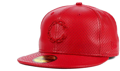 CROOKS   CASTLES New Era Moon 59FIFTY Fitted Cap Hat Size 7 1 2 ... 3b649a45f170