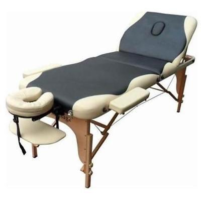 "2"" Pad Full Reiki Folding Portable Massage Table U3MB"