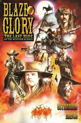 Blaze of Glory TPB (2002 Marvel) #1-1ST VF STOCK IMAGE