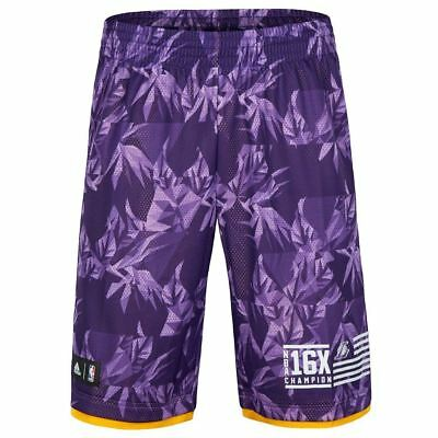 ADIDAS LA LAKERS 19047 FAN L M WEAR BASKETBALL SHORTS HOMBRES XS S M L XL NBA 8b743d0 - generiskmedicin.website