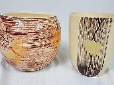 Handmade Hand Painted Ceramic Flower Pots SC-0027