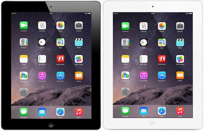 "Apple iPad 3 3rd Gen | 16GB 32GB 64GB | Wi-Fi 9.7"" - Black or White"