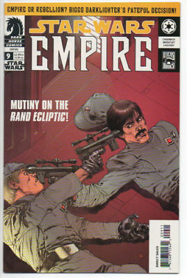 Star Wars Empire #9 (2003) 1St Print Bagged & Boarded Dark Horse Comics