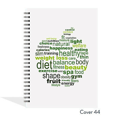 Food Diary Weight Loss Journal Sw Compatible Speed Easy13 Weeks Countdown 44