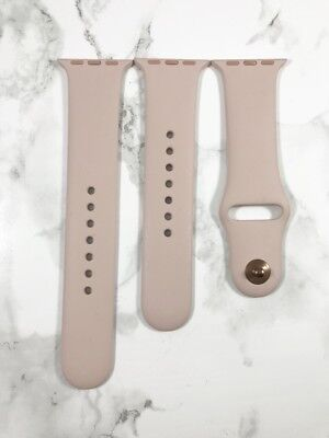 APPLE 38mm PINK SAND SPORT BAND for APPLE WATCH 38mm CASE  MNJ02AM/A