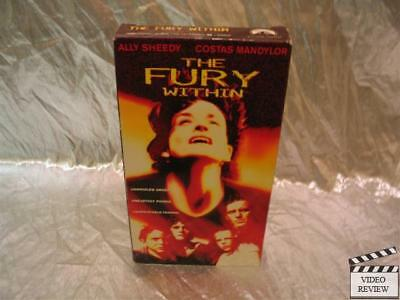 The Fury Within VHS Ally Sheedy Costas Mandylor