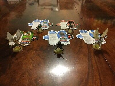 Heroscape Heroes Of Nostralund Jandar's Oath Wave 3 Complete Expansion Set