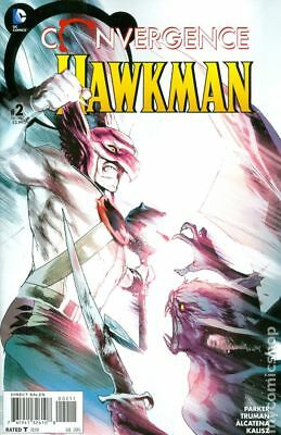 Convergence Hawkman (2015 DC) #2A NM STOCK IMAGE