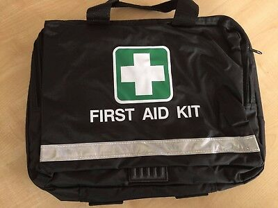 First Aid Kit BAG ONLY Trauma Bag EMPTY TRAVEL MEDIC CASE