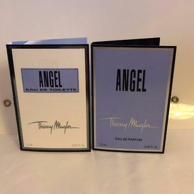 Thierry Mugler Angel Perfume Samples EDT & EDP  Free Post Great Way To Try Scent