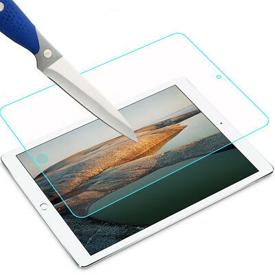 """Tempered Glass Screen LCD Protector Film Thin Slim For iPad Pro 12.9"""" iPhone x 8"""