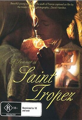 A Summer In Saint Tropez - David Hamilton - Dvd