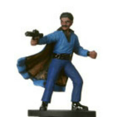 Lando Calrissian - Star Wars Rebel Storm Miniature