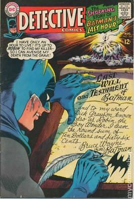 Detective Comics (1937 1st Series) #366 GD/VG 3.0 STOCK IMAGE LOW GRADE
