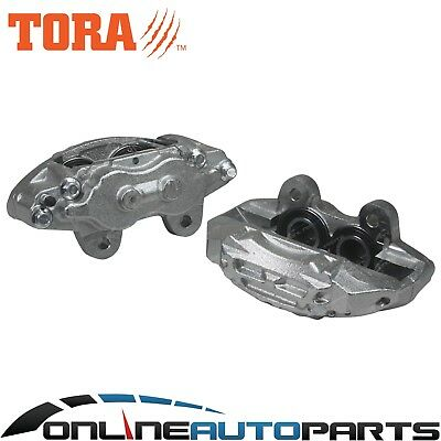 Left + Right Front Brake Calipers suits 4Runner Surf LN130 RN130 VZN130 8/91-96