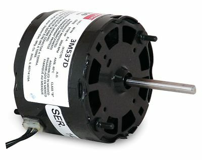 Dayton 1/50 HP, HVAC Motor, Shaded Pole, 1550 Nameplate RPM, 115 Voltage, Frame