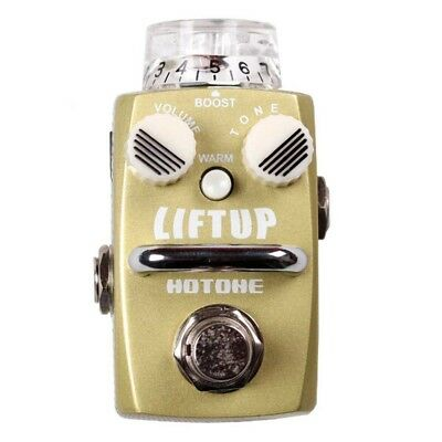 Hotone Liftup Boost Pedal