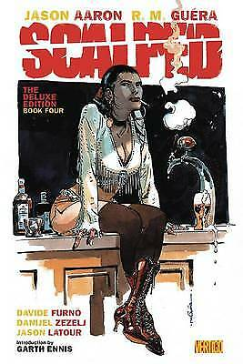 Scalped Deluxe Edition HC Book Four, Jason Aaron